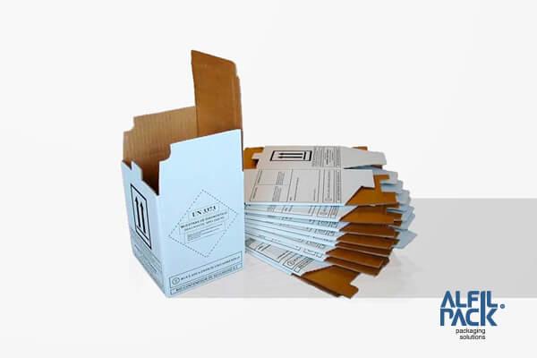 La alianza 360 integra nuestro servicio de embalaje homologado para mercancías peligrosas