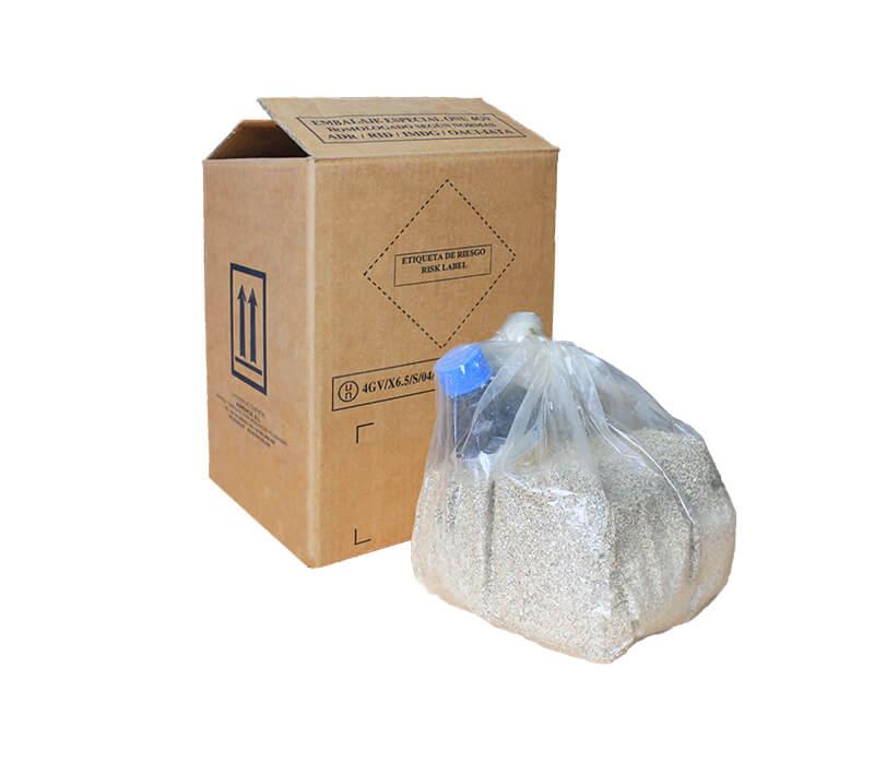 Vermiculita - Alfilpack