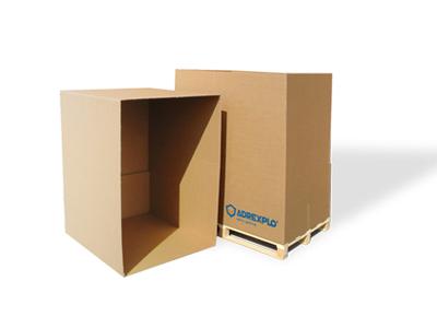Embalaje homologado de carton