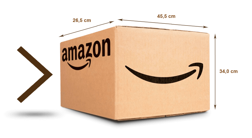 Frustration free packaging de Amazon