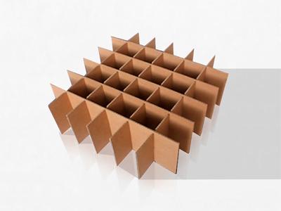 Separadores de carton Alfilpack