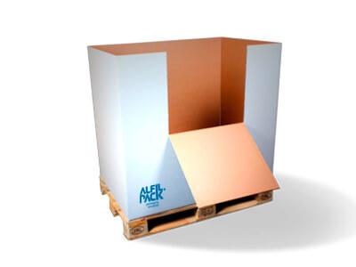 Embalaje industrial energias renovables