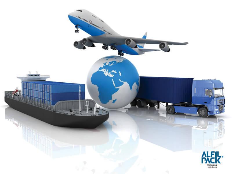 Soluciones de embalaje para la industria pirotécnica transporte