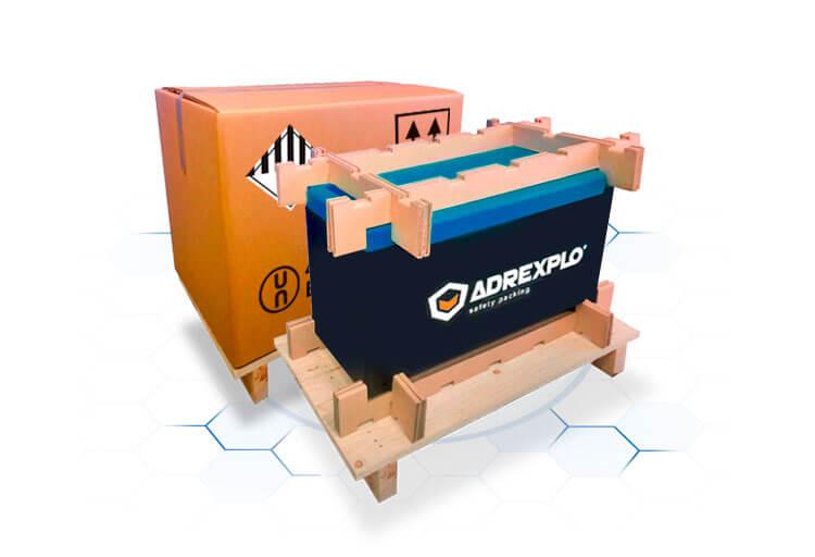 Alfilpack participa en GENERA 2020 bateria de litio