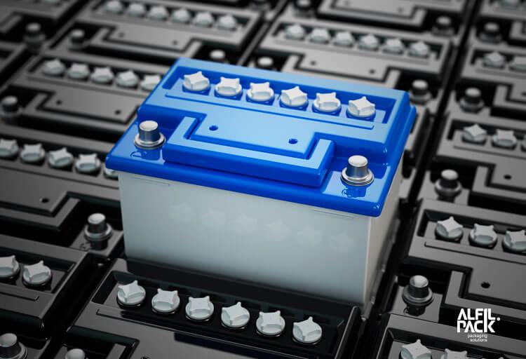 Packaging for lead acid batteries