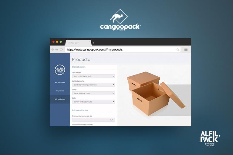 Optimiza la compra de embalaje con CANGOOPACK