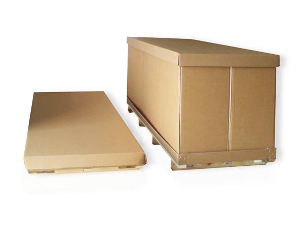 Soluciones de embalaje para el transporte de iluminación industrial 1