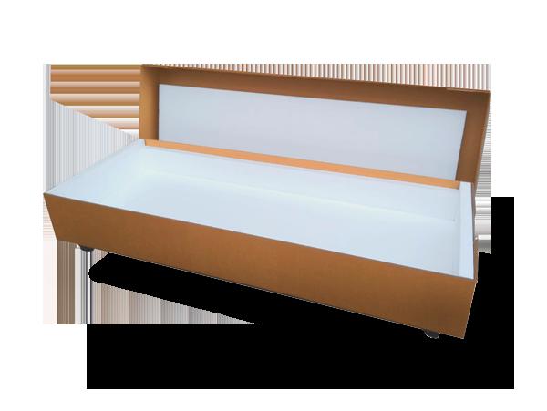 Soluciones de embalaje para el transporte de iluminación industrial 2