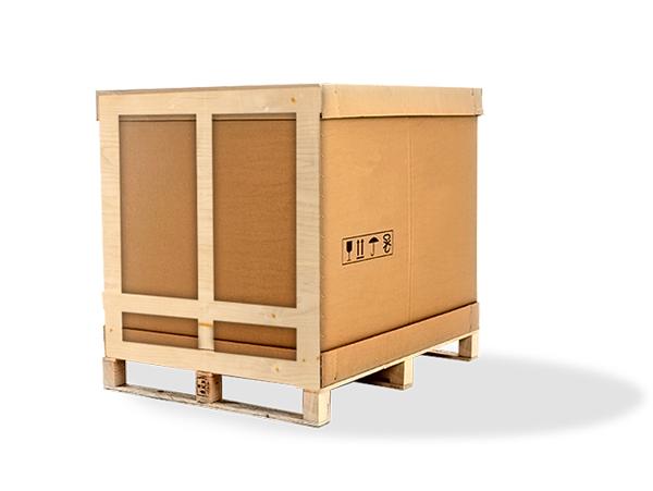 Soluciones de embalaje para el transporte de iluminación industrial 3